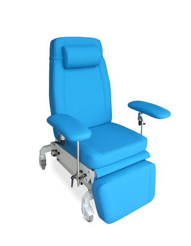 Eletric Blood Donations Chair Serie IV