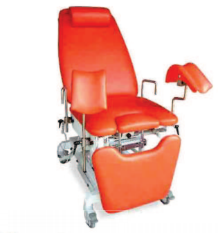 Gynaecological Chair Serie III