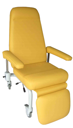Transport/Transfer/Recliner/Treatment Chair